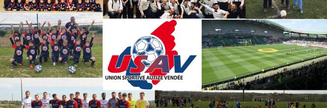 UNION SPORTIVE AUTIZE VENDÉE : site officiel du club de foot de ST HILAIRE DES LOGES - footeo