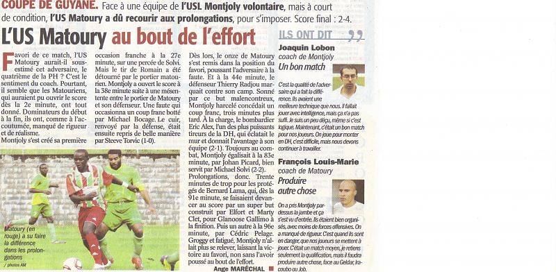 article France Guyane