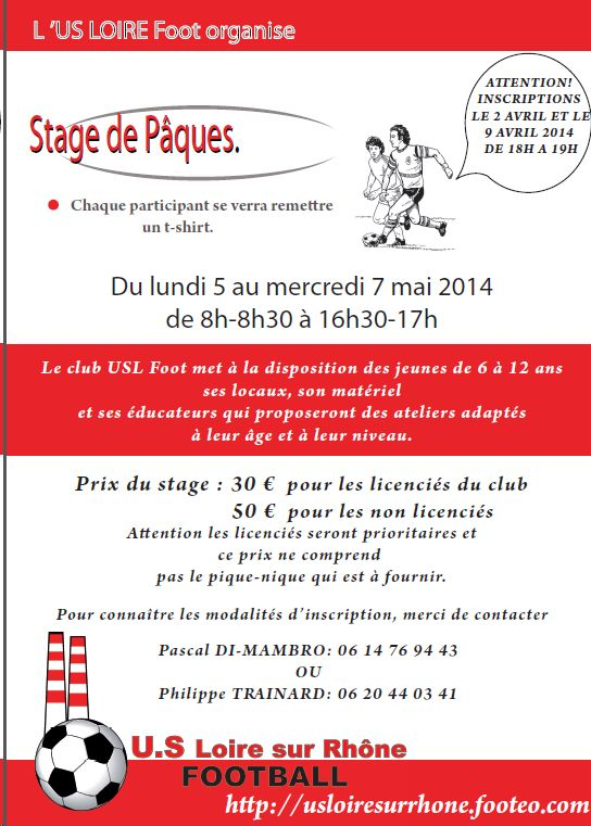 STAGE 2014