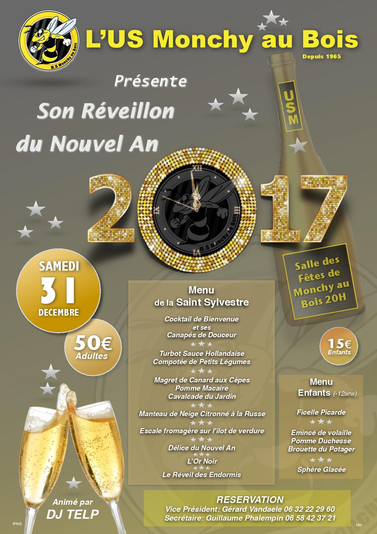 Reveillon 2017