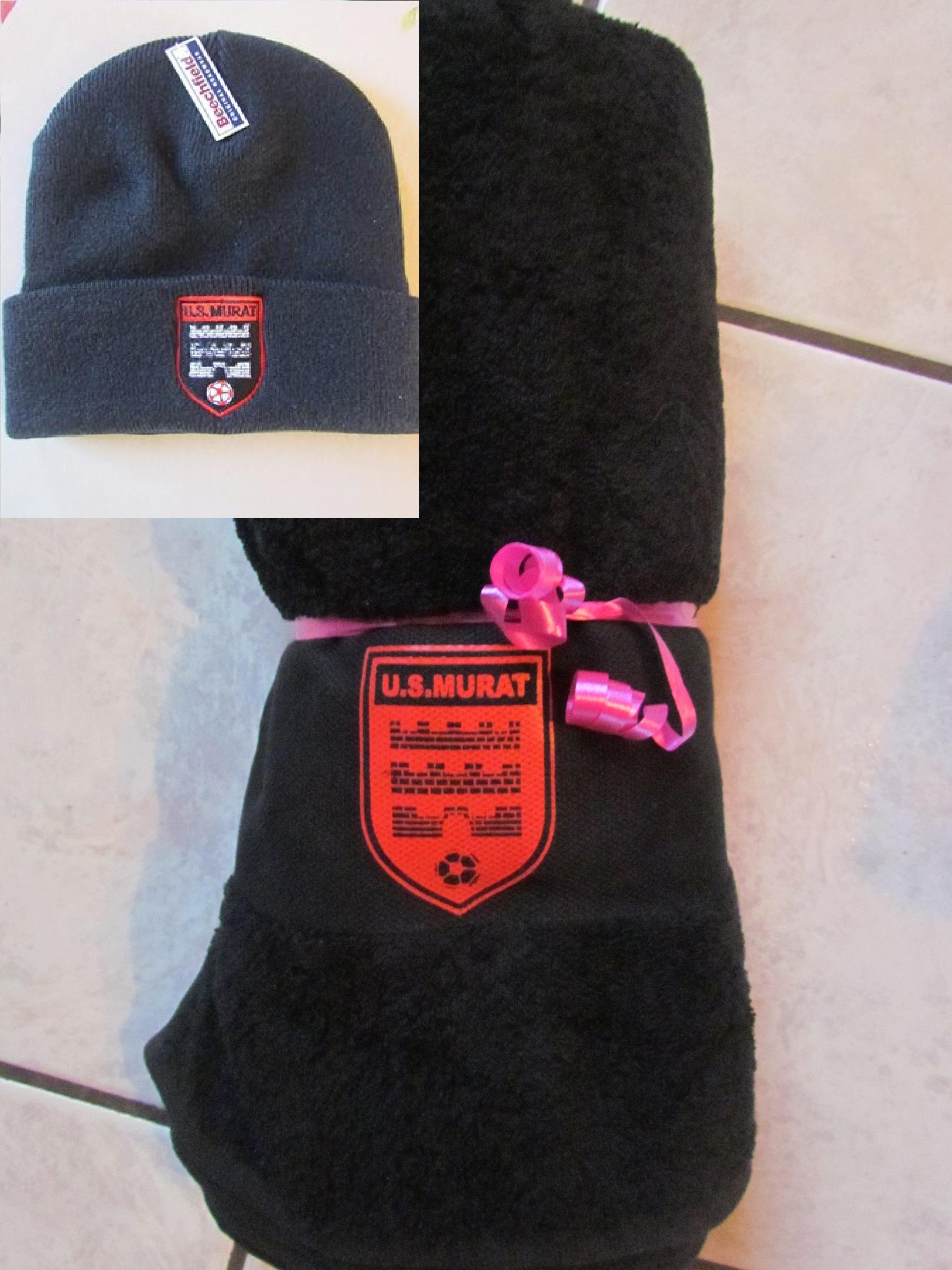 Bonnet serviette