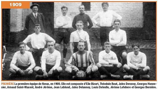 Equipe 1909