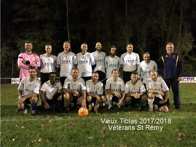 Vieux Tibias 2017/2018