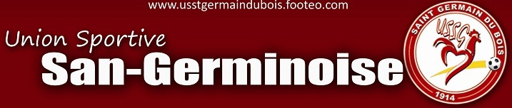 U.S.St GERMAIN DU BOIS : site officiel du club de foot de ST GERMAIN DU BOIS - footeo