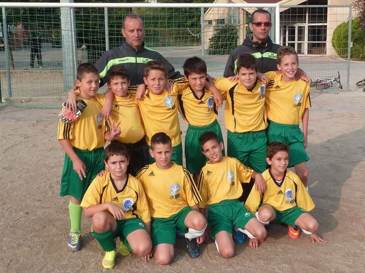 U13 équipe trois