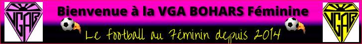 VGABohars Féminines : site officiel du club de foot de BOHARS - footeo