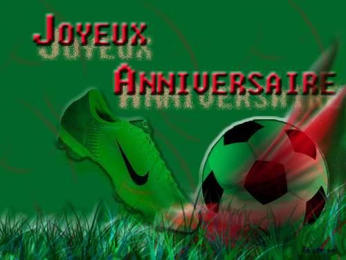 Actualite Joyeux Anniversaire Julien Fernandes Club